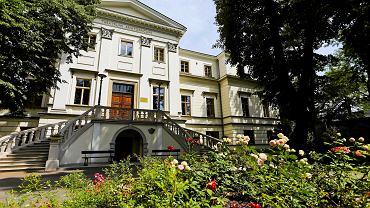 Budynek Szpitala Uniwersyteckiego przy ul. Kopernika. Katedra Anatomii