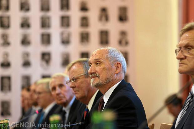 Konferencja przedstawicieli podkomisji smoleńskiej, 15.09.2016 r.