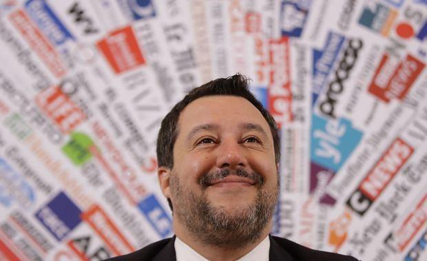 Lider Ligi - Matteo Salvini