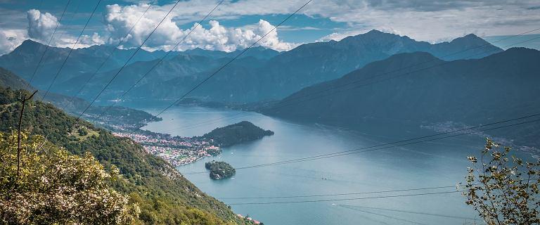 Robili grilla, wywołali wielki pożar nad jeziorem Como. 27 mln kary