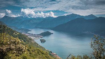 Lago di Como we Włoszech