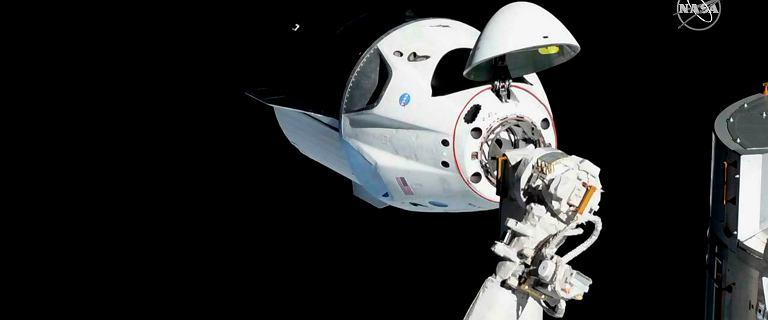 Eksplodowała załogowa kapsuła Crew Dragon od SpaceX. NASA mówi o