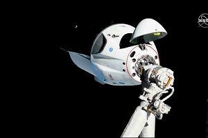 Eksplodowała załogowa kapsuła Crew Dragon. SpaceX i NASA mówią o anomalii