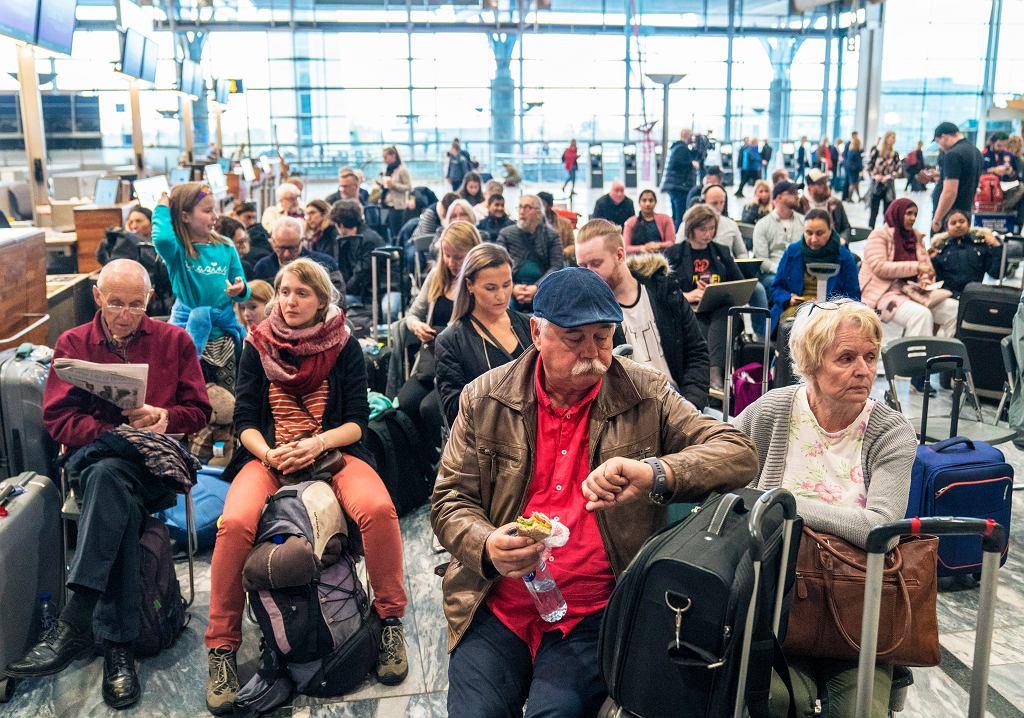Strajk w liniach lotniczych SAS. Odwołane loty