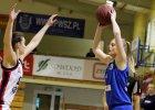 Akurat ta porażka naszych młodych koszykarek z Gdynią nie zabolała [ZDJĘCIA]