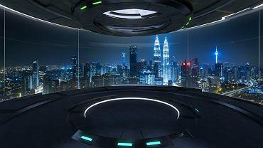 Filmy science fiction bardzo często przenoszą nas do przyszłości. Zdjęcie ilustracyjne, jamesteohart/shutterstock.com