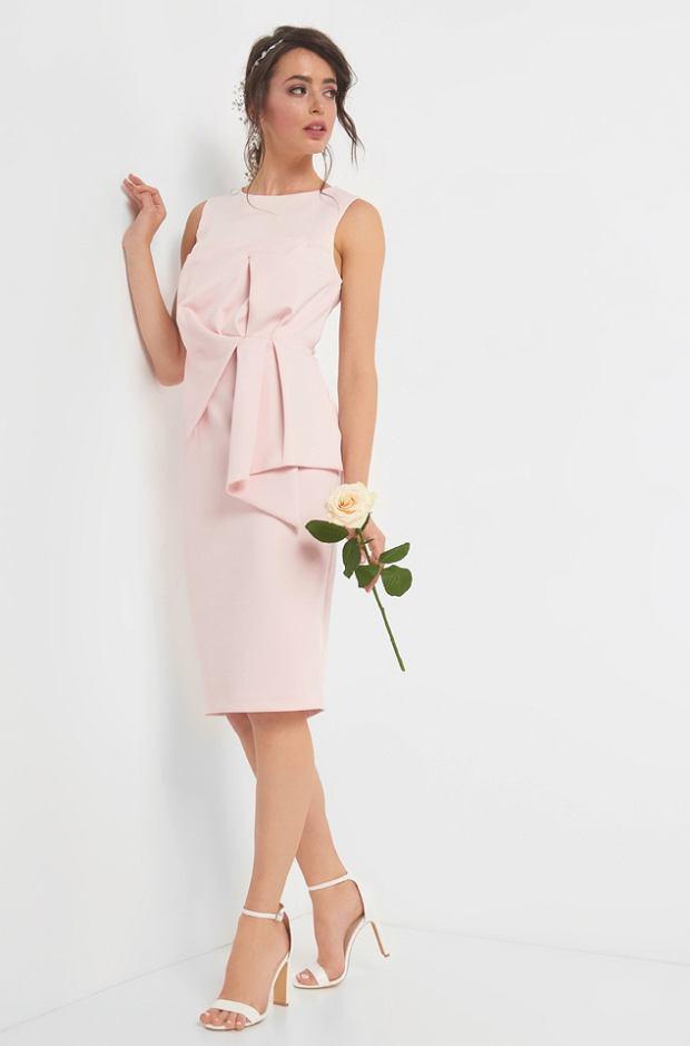 Sukienka na wesele z kolekcji lato 2019