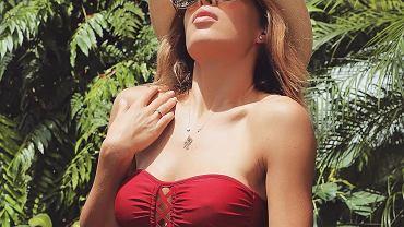 Ewa Chodakowska poleciała odpocząć na Bali