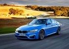 Oficjalne zdjęcia BMW M3 i M4