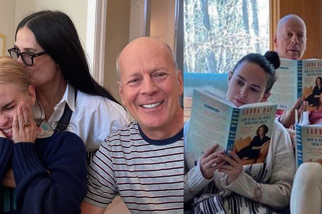 Bruce Willis i Demi Moore