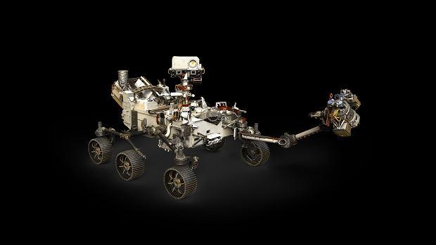 Łazik, który poleci na Marsa w 2020 roku