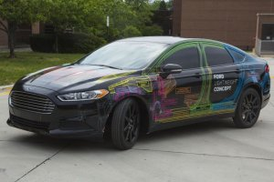 Wideo | Ford Lightweight Fusion