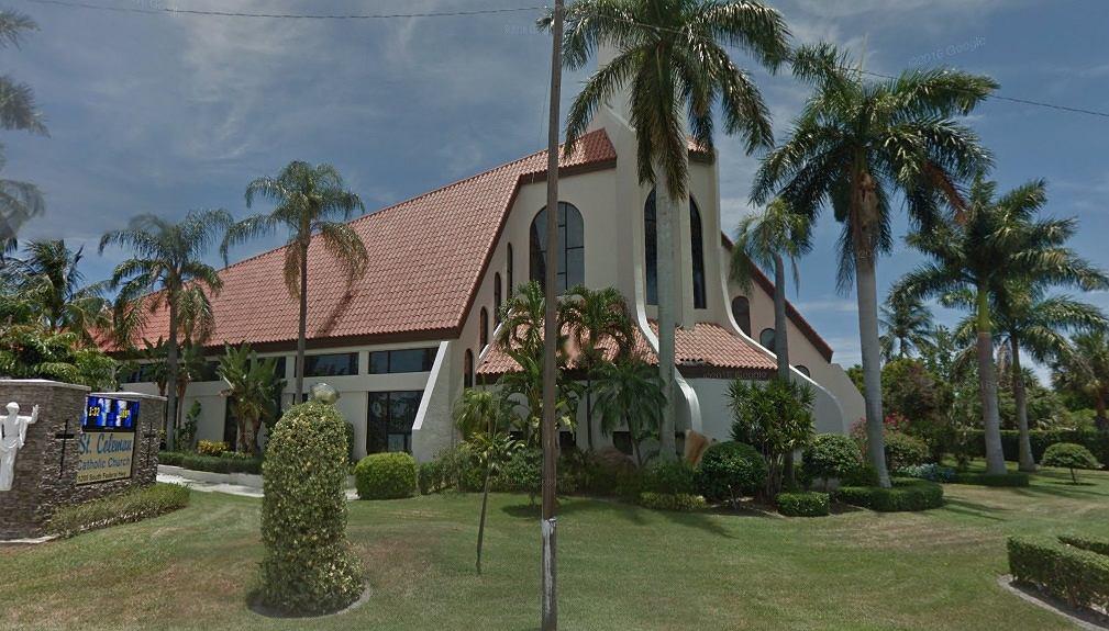 Kościół św. Kolonata w Pompano Beach