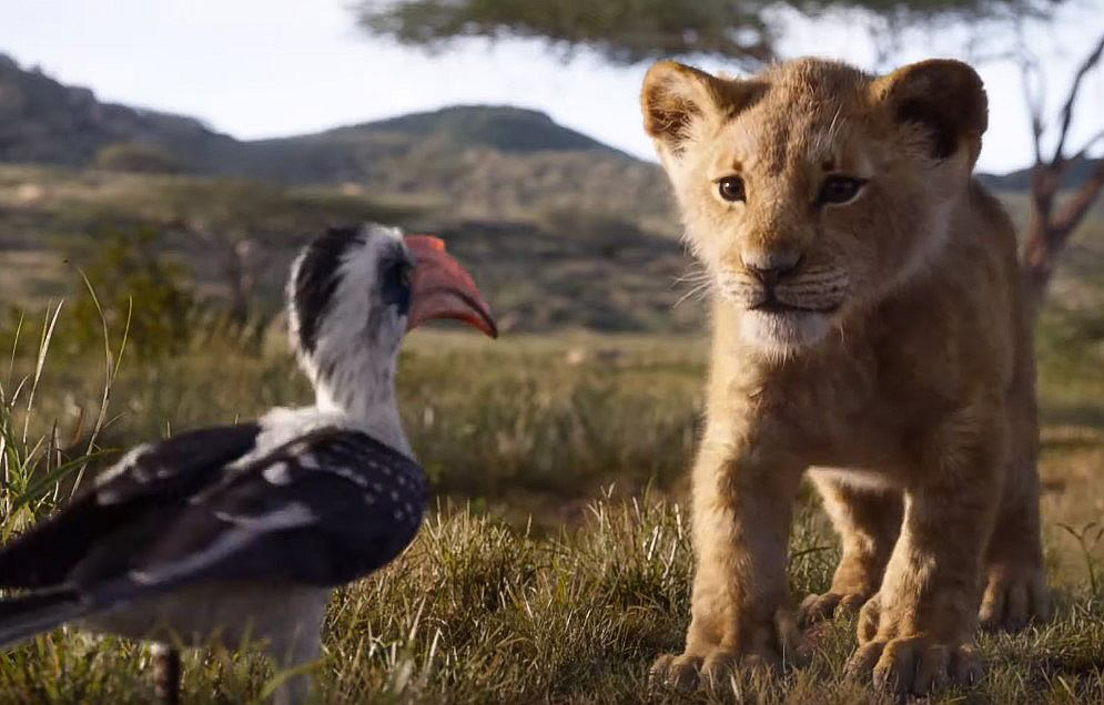 New THE LION KING (2019) Trailer