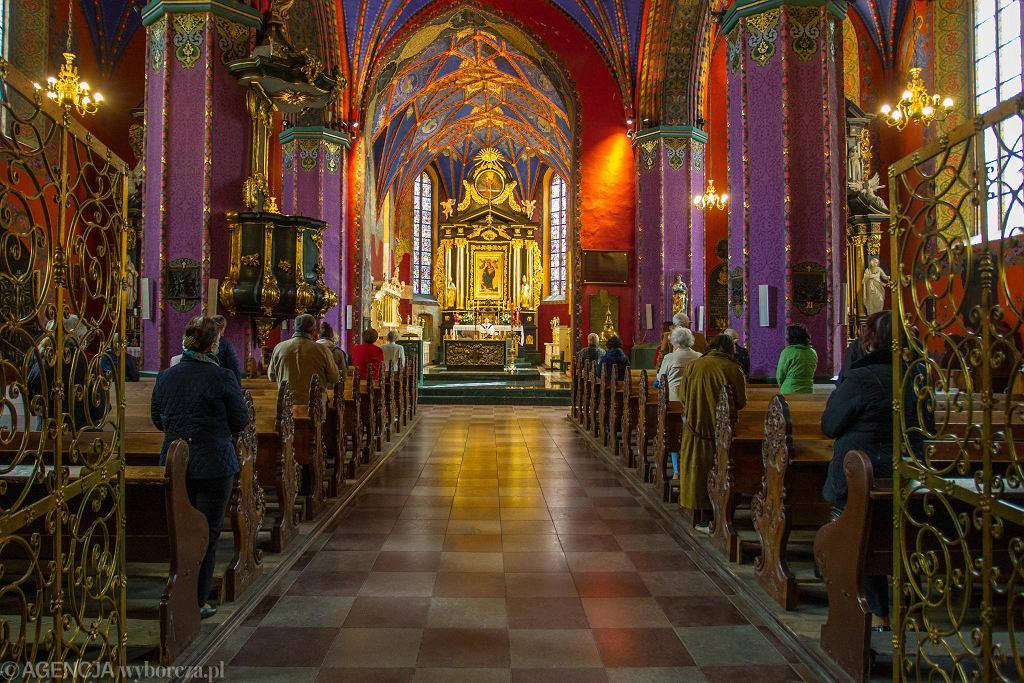 Święto Najświętszej Maryi Panny Królowej Polski w bydgoskiej katedrze