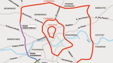 Obwodnice Krakowa