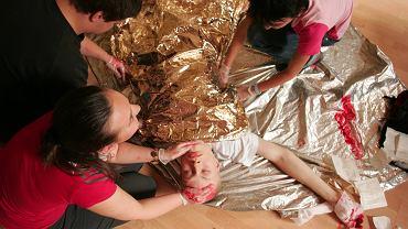 Kurs pierwszej pomocy - zdjęcie ilustracyjne