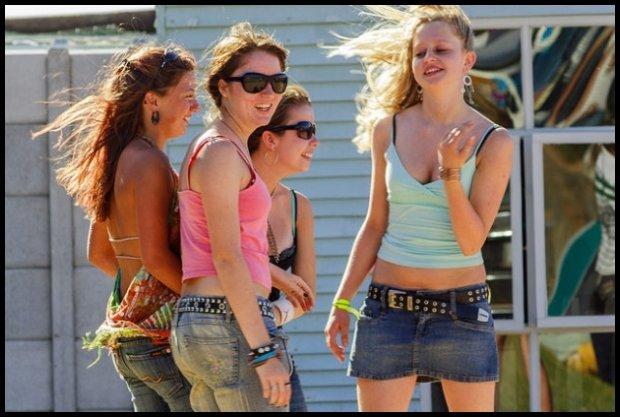 Doprawdy, jak bardzo to zadziwiające, że nastolatki nie mają przenikliwości rozwiniętej na poziomie dorosłych (fot.Flickr.com CCo)