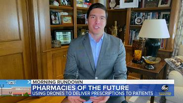 Reporter Will Reeve nie założył spodni podczas nadawania z domu