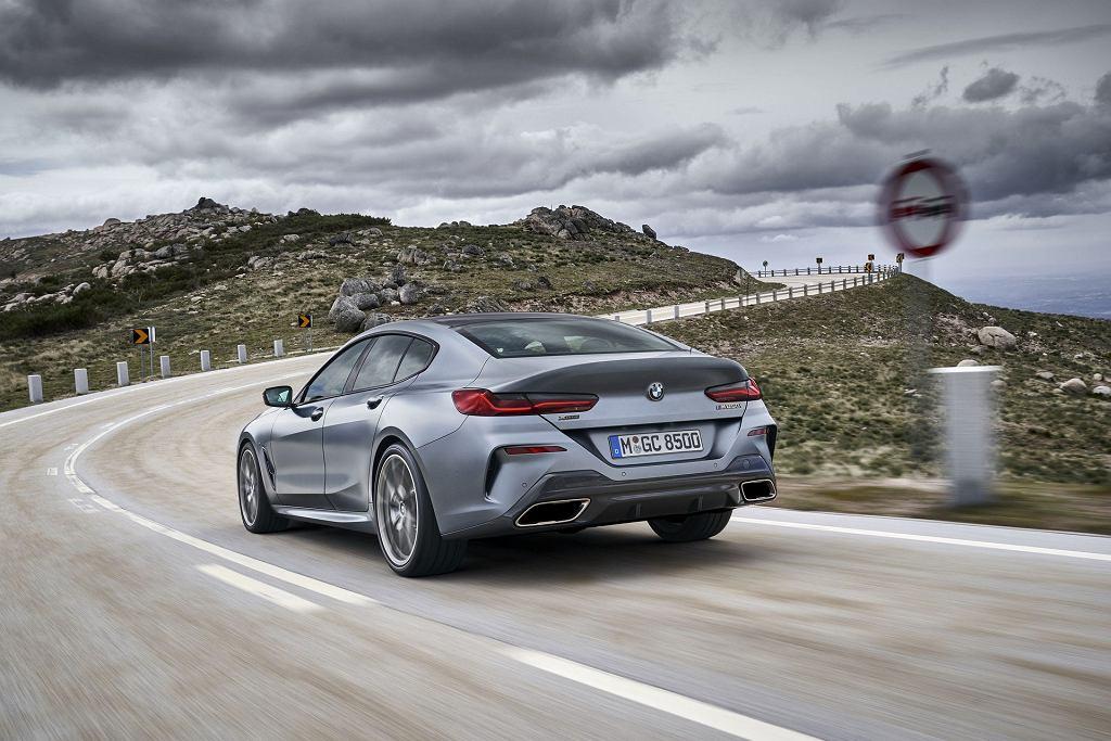 BMW serii 8 Gran Coupe 2020