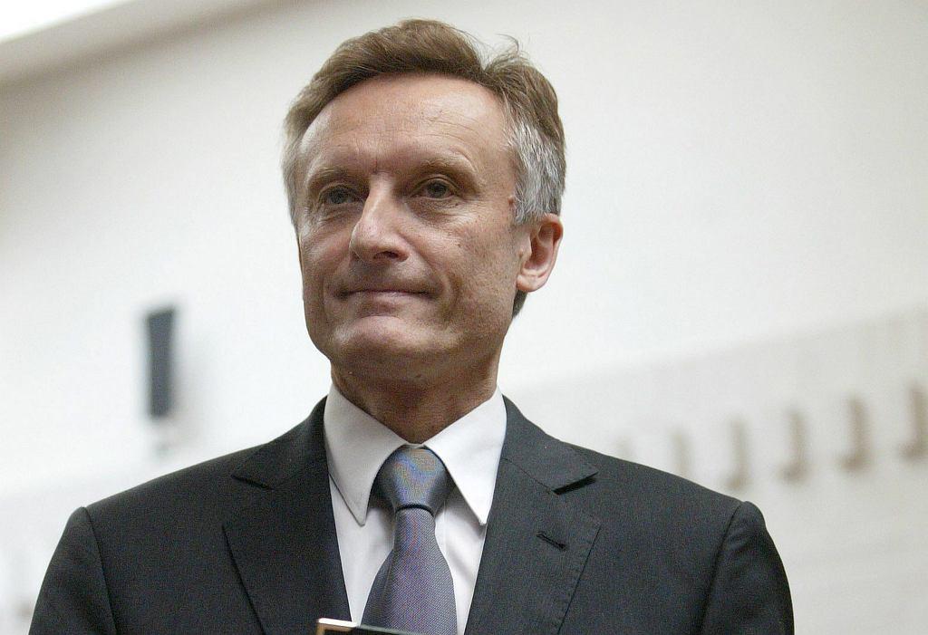 Dyrektor przedstawicielstwa Komisji Europejskiej w Warszawie Marek Prawda