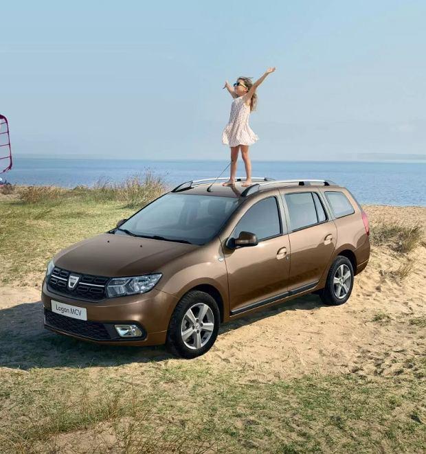 Dacia Logan MCV - przyjaciel rodziny