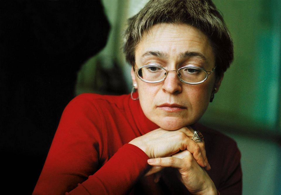 Znaną z krytyki Kremla dziennikarkę Annę Politkowską zamordowano na klatce  schodowej jej domu w Moskwie 7 października 2006 r. Miała 48 lat
