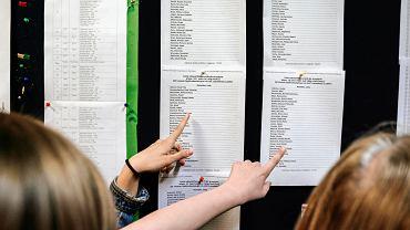 Listy uczniów przyjętych do szkół ponadpodstawowych. Kiedy się pojawią?
