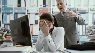 Mobbing w pracy (zdjęcie ilustracyjne)