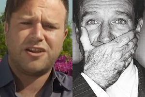 Robin Williams, Zachary Williams