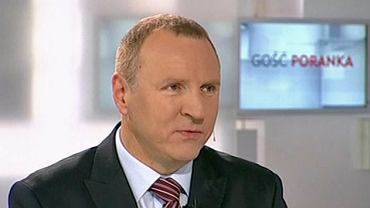 Jacek Kurski w TVP Info