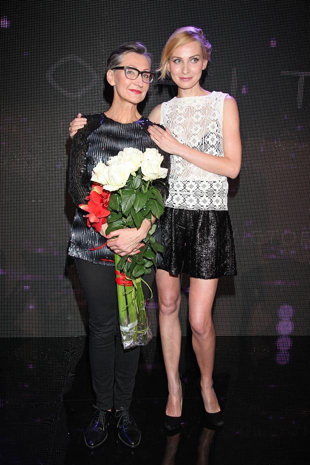 Pokaz nowej kolekcji Joanny Klimas Contradictions podczas gali Art&Fashion Night, hotel Victoria, 20.05.2013, fot. WBF