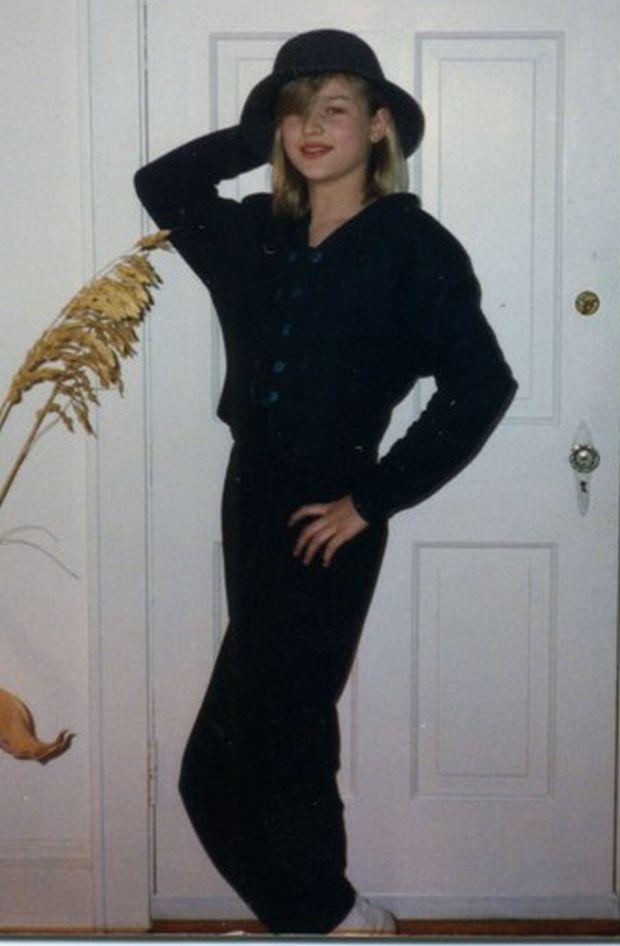 Joanna Krupa, dziecko, dziewczynka, dzieciństwo