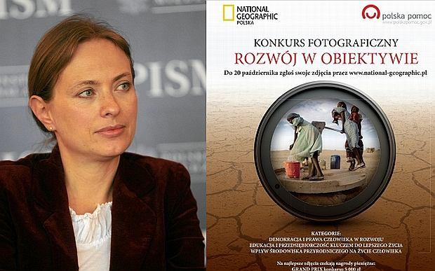 Min. Katarzyna Pełczyńska-Nałęcz zaprasza na konkurs fotograficzny MSZ i National Geographic