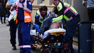 Kobieta zaatakowana przez nożownika w Australii