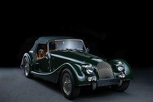 Po 84 latach Morgan zakończył produkcję klasycznych roadsterów
