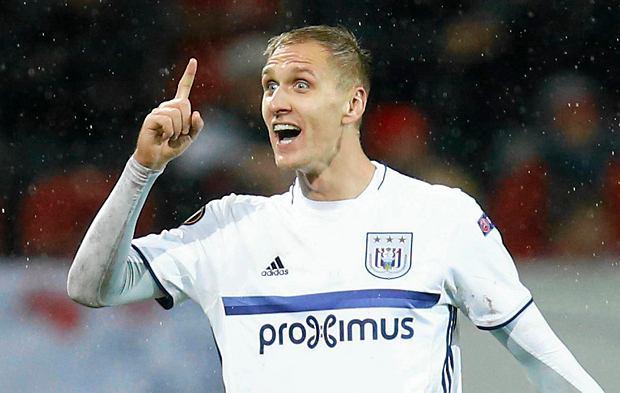Liga belgijska. Teodorczyk ma nowego rywala! Anderlecht Bruksela ściągnął napastnika