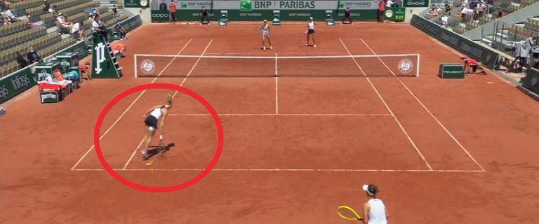 Magda Linette nie zagra w finale. Skandaliczna decyzja w kluczowym momencie
