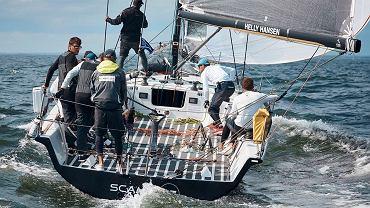 Załoga jachtu Scamp 27 zdobyła brązowy medal Mistrzostw Europy ORC
