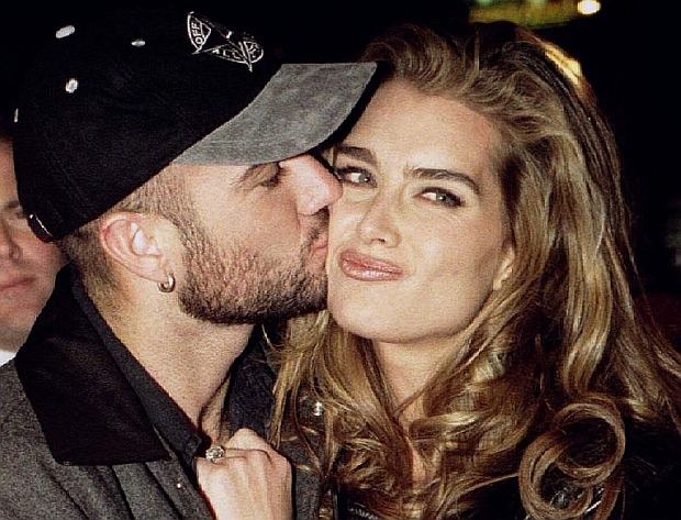 Brooke Shields, Andre Agassi
