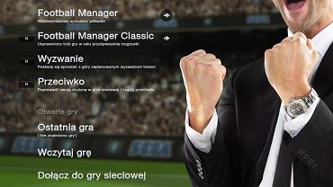 Screen z gry Football Manager 2013