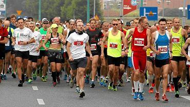 Silesia Marathon w 2014 roku