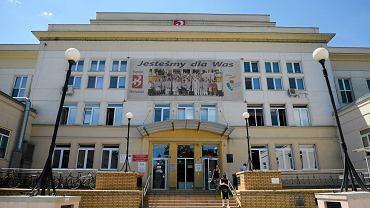 Szpital Bielański w Warszawie.