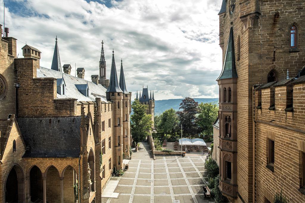 Zamek Hohenzollern