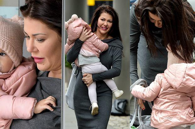 Zdjęcie numer 0 w galerii - Iwona Węgrowska pokazała córkę! Liliana jest śliczna, ale spójrzcie na matkę. Pani Iwono, co za ZMIANA!
