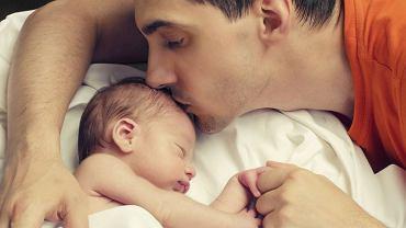U mężczyzn, którzy zostają ojcami, zachodzą dokładnie takie same zmiany, jak u matek