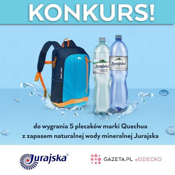 JURAJSKA - kreatywna woda rodzinna zaprasza na SPACER DLA ZDROWIA!