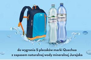 Konkurs: JURAJSKA - kreatywna woda rodzinna zaprasza na SPACER DLA ZDROWIA!