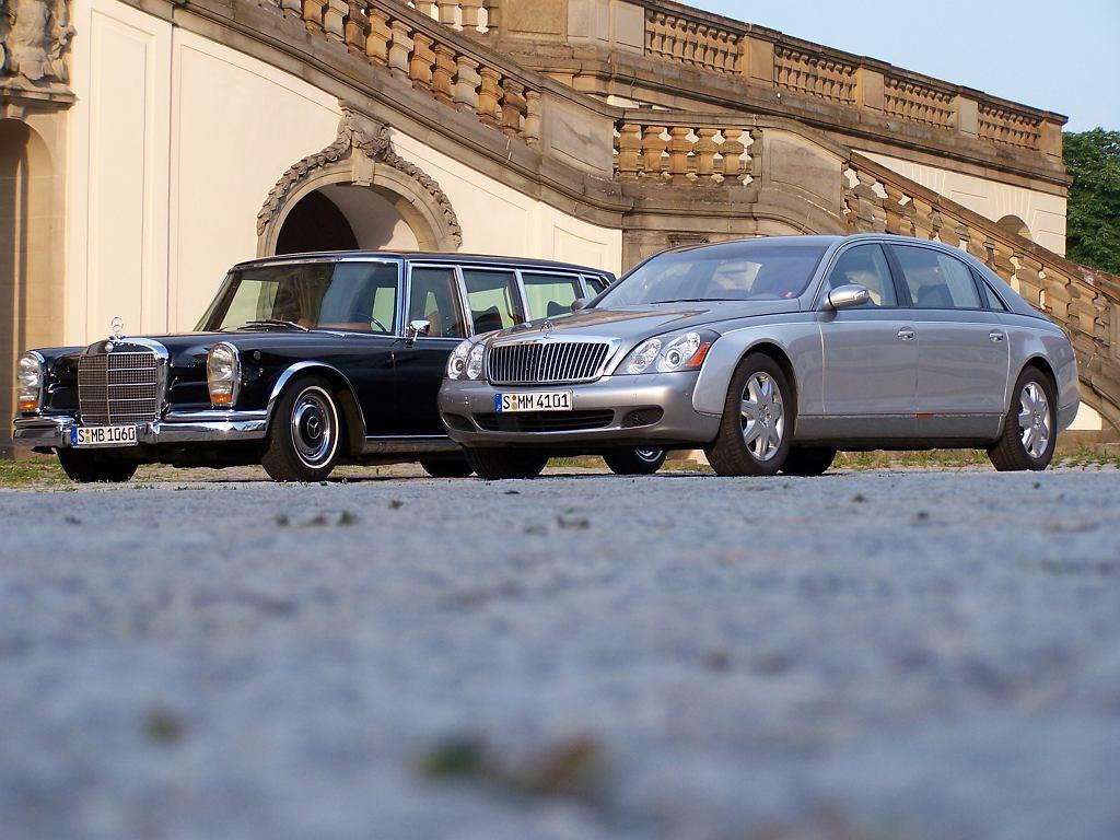 Mercedes-Benz 600 (W 100) i Maybach 57 SC