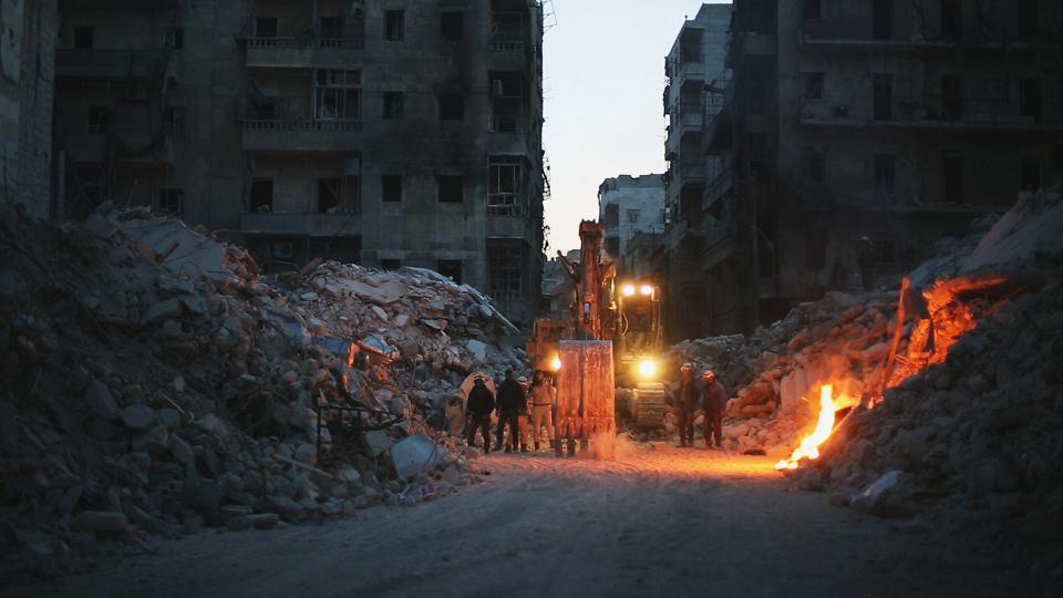 'Ostatni w Aleppo'